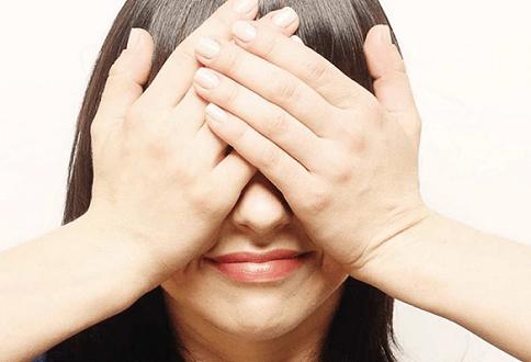 снятие напряжения с глаз