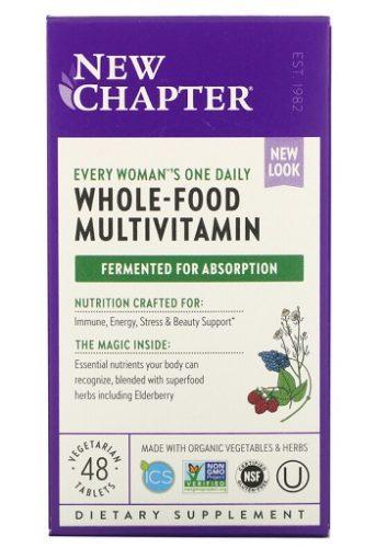 цельнопищевые мультивитамины