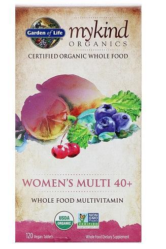 Женские мультивитамины после 40 лет